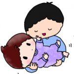 とっても楽な寝かしつけ方法(乳児編)
